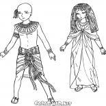 Los niños del Antiguo Egipto