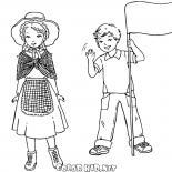 Niños ingleses