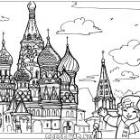 El templo en el Kremlin